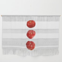 Vegetable tomatoes for the kitchen, Tomato poster Kitchen-art Wall Hanging