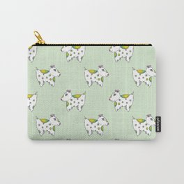 #020 - Spot the Dog Pattern Carry-All Pouch