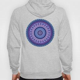 Hydrangea Mandala Hoody