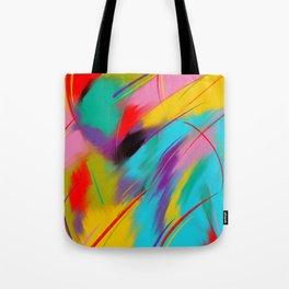 Folie cosmique Tote Bag
