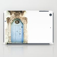 Blue door iPad Case