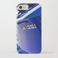 bmw iPhone & iPod Cases featuring BMW M135i back by Mauricio Santana