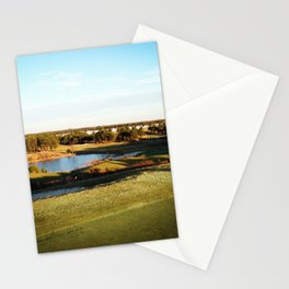 A Golfer's Paradise Stationery Cards