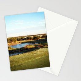 A Golfer's Paradise Stationery Cards