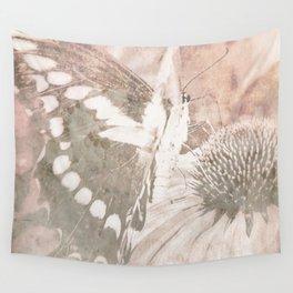 butterfly haze Wall Tapestry