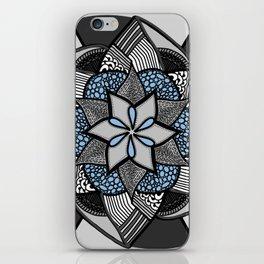 Inner Peace Mandala iPhone Skin