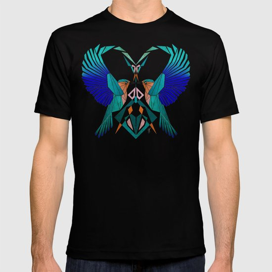 couple of blue birds T-shirt