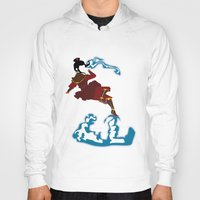 airbender Hoodies featuring Azula by JHTY