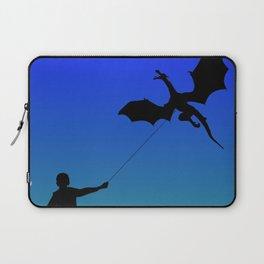 Magical Dragon Dragon (blue green) Laptop Sleeve