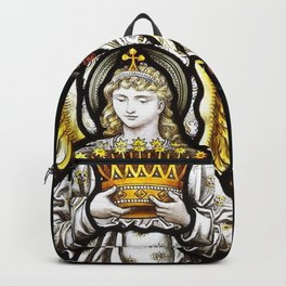 Angel & Holy crown Backpack