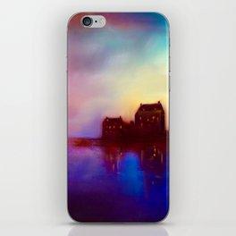 Eilean Donan Castle Sunset iPhone Skin