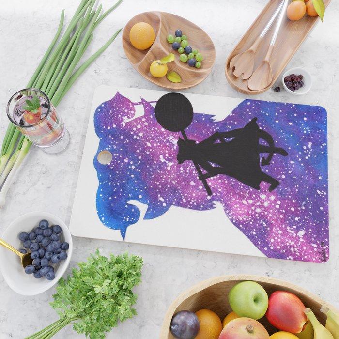 Cosmic Jester Cutting Board