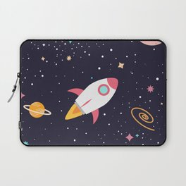 Outer Space Pattern 005 Laptop Sleeve