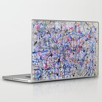 trip Laptop & iPad Skins featuring TRIP by Art Book Of  Amanda