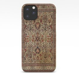 Lavar Kirman Southeast Persian Rug Print iPhone Case