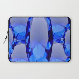 SEPTEMBER BLUE SAPPHIRE GEMS BIRTHSTONES Laptop Sleeve