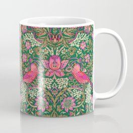 "William Morris ""Strawberry Thief"" 7. Coffee Mug"