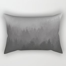 Black Forest Rectangular Pillow