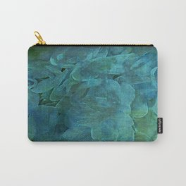 Evening Floral Garden Abstract Carry-All Pouch