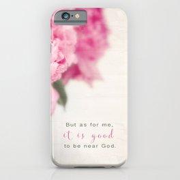 Gift Peony* iPhone Case