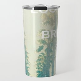 Look on the Bright Side Travel Mug