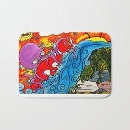 CRB vs The Greedy Octopus Bath Mat