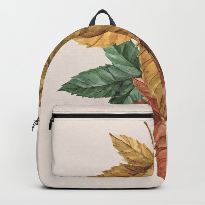 Memories of Leaves Backpack
