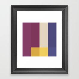 Colors 2 Framed Art Print