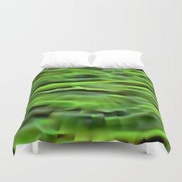 Dream of green future ... Duvet Cover