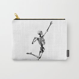 Jumping Skeleton Carry-All Pouch