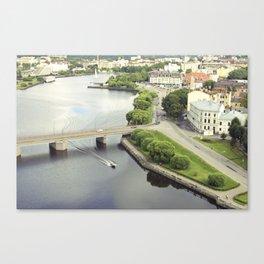 Modern Vyborg Canvas Print