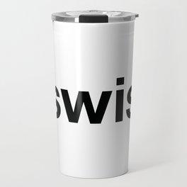 SWISS Travel Mug