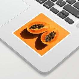 Pop Papaya Sticker