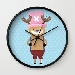 Tony Tony Chopper Wall Clock