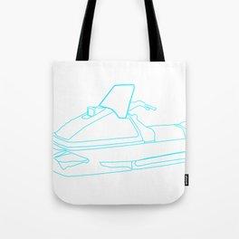 ski-doo Tote Bag
