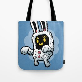 Rabbit doodle Tote Bag