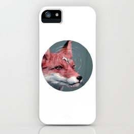 Foxy rider - A re-visit iPhone Case