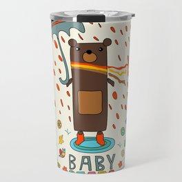 Baby Bears Icecar Travel Mug