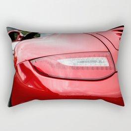 Porschee Flashlight Rectangular Pillow