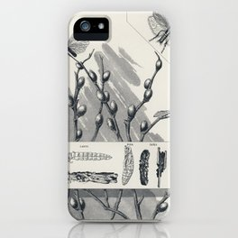 Duns from Favorite Flies and Their Histories by Mary Orvis Marbury. iPhone Case