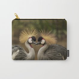 No bird soars too high if he soars with his own wings. Carry-All Pouch