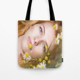 In the Daisy's Tote Bag