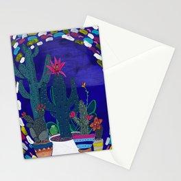 Cactus Odyssey 4 Stationery Cards