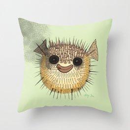 Puff Throw Pillow