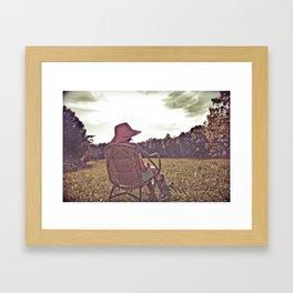 The Field Framed Art Print