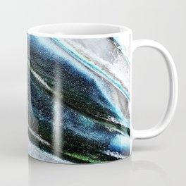 Metallic Waves Coffee Mug