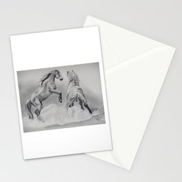 Stallions Stationery Cards