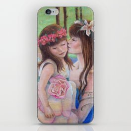 Fairy Kisses iPhone Skin