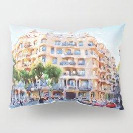 La Pedrera Barcelona Pillow Sham