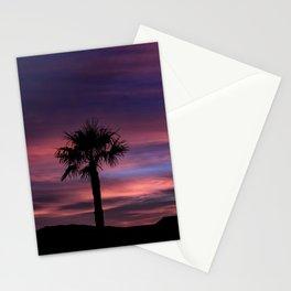 Palm Sunset - 8 Stationery Cards
